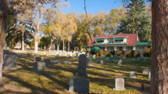 Everlasting funeral home Stock Footage