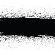 ink blot - stock illustration
