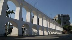 Lapa Arches (Arcos da Lapa) Stock Footage