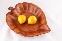 Fresh yellow ripe maracuya Stock Photos