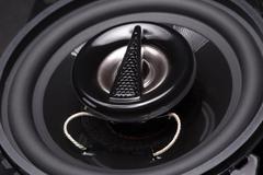 Audio speakers Stock Photos
