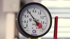 Pressure sensor Stock Footage