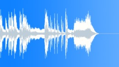 Stock Sound Effects of Big beat logo or intro stinger 0003