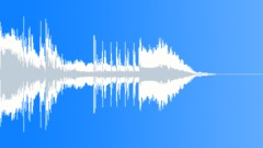 Big beat logo or intro stinger 0007 Sound Effect