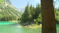 Green Lake 5 Stock Footage