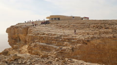 Mitzpe Ramon Stock Footage