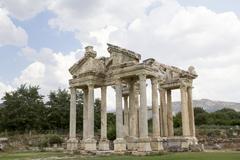 Aphrodite, Aphrodisias, Geyre, Turkey - stock photo