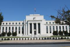 Federal Reserve, FED - stock photo