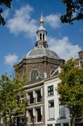 Dome in leiden netherlands Stock Photos