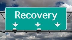 Road to Recovery Stock Footage