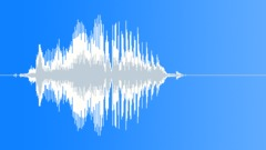 Mutant hit voice Sound Effect