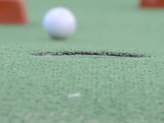 Club and ball. Related clips are in my portfolio in 1920x1080. Stock Footage