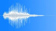 Slow zombie whirr Sound Effect