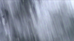 Beautiful Water Fall Close Up, texture Stock Footage