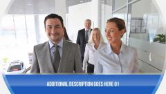 Corporate Presentation & Business Commercial Intros Slideshows Stock After Effects