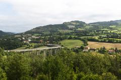 Stock Photo of montefeltro (marches, italy)