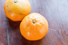 Two orange image on stockphoto Stock Photos
