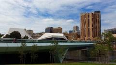4K Adelaide City South Australia Stock Footage