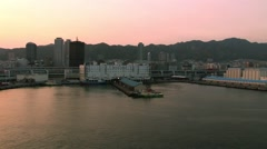 Japan Docks Stock Footage