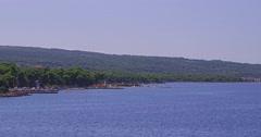 4K Island Brac coastal Stock Footage