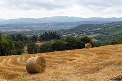 Passo di viamaggio (tuscany - emilia-romagna) Stock Photos