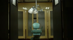 Lobotomy Chair - stock footage