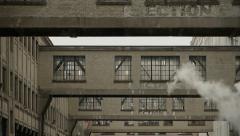 Industrial Buildings Boston Stock Footage