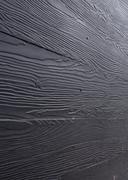 black wood plank panel texture background - stock photo