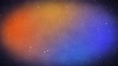 4k color fairey dust motion background Stock Footage