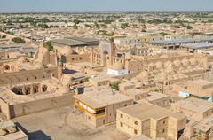 Khiva in uzbekistan Stock Photos