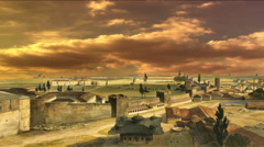 Istanbul 19th century Stock Footage