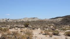 Red Rock Canyon State Park Stock Footage