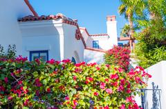 california housing. - stock photo