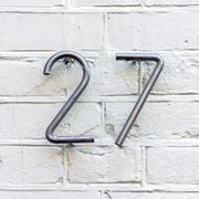 Number 27 Stock Photos