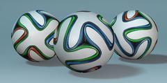 2014SoccerBall 3D Model