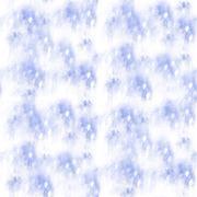 Art Dark blue watercolor ink paint blob watercolour splash color Stock Illustration