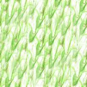 Art The green watercolor ink paint blob watercolour splash color Stock Illustration