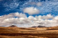 desert landscape - stock photo