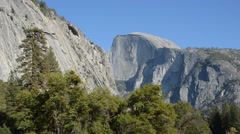 Yosemite National Park - stock footage