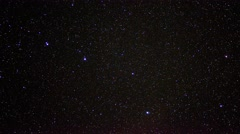 Big Dipper - Time Lapse - 4K Stock Footage