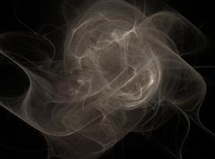 retro veil abstract fractal effect light background - stock illustration