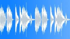 Drums loop 4 (115 BPM) - sound effect