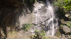 Beautiful waterfall Stock Footage