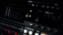 Professional video recorder. Format Betacam. Timecode (rewind). Betacam Stock Footage