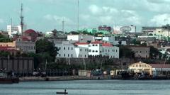Dominican Republic Santo Domingo Caribbean Sea 050 Colonial City cityscape Arkistovideo