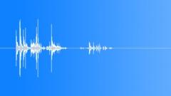 Dry Food Drop 9 - sound effect