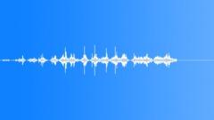 Dry Food Pour Movement  - sound effect