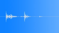 Wood Object Drop 8 Single - sound effect