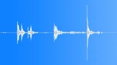 Wood Object Drop 9 - sound effect