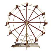 Ferris wheel Stock Illustration